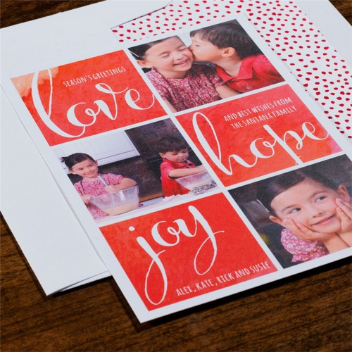 Tidings of Joy Photo Card